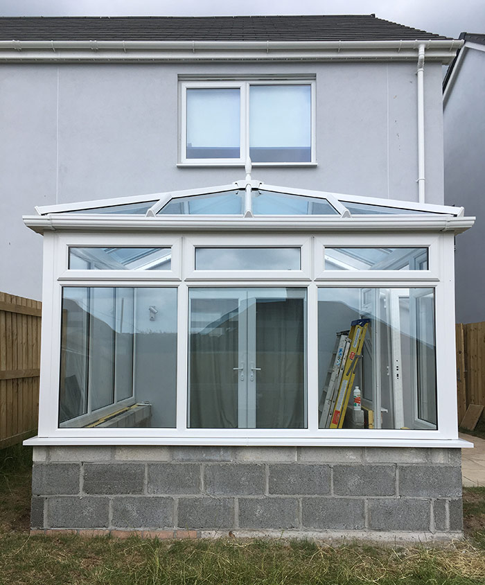 Conservatories in Plymouth from ADF Plastics